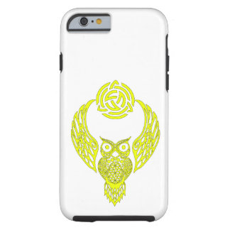 Coque iPhone 6 Tough Cas de Jour-Glo - OwlAleph