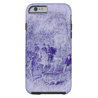 Coque iPhone 6 Tough Chasse vintage