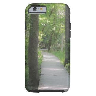 Coque iPhone 6 Tough Chemin rêveur de promenade