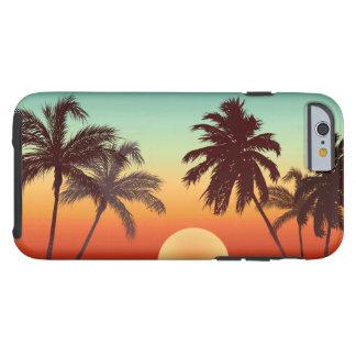 Coque iPhone 6 Tough Coucher du soleil de la Floride
