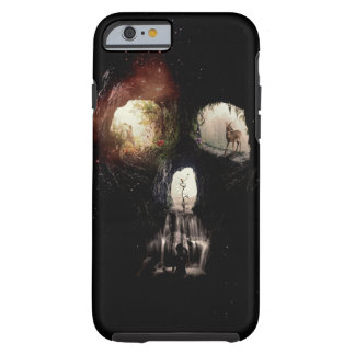 Coque iPhone 6 Tough Crâne de caverne