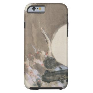 Coque iPhone 6 Tough Croquis d'Edgar Degas | pour une fan, c.1879