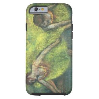 Coque iPhone 6 Tough Edgar Degas | détente de deux danseurs