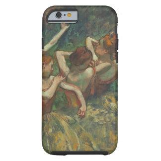 Coque iPhone 6 Tough Edgar Degas | quatre saisons dans l'une tête,