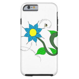 Coque iPhone 6 Tough Fleur de ressort