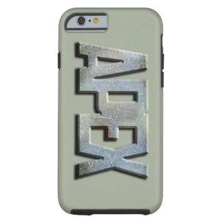 Coque iPhone 6 Tough iPhone 6/6s de cas de téléphone d'APEX