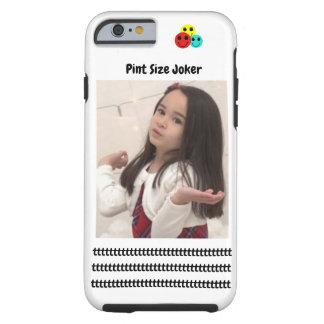 Coque iPhone 6 Tough Joker de taille de pinte : Coupez une couverture