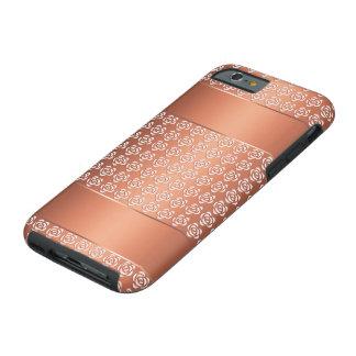 Coque iPhone 6 Tough motif floral