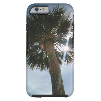 Coque iPhone 6 Tough Paume de rayon de soleil