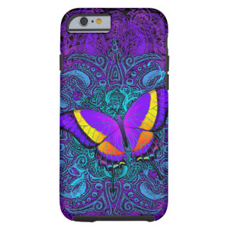Coque iPhone 6 Tough Plaisir de papillon