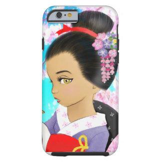 Coque iPhone 6 Tough Ressort japonais