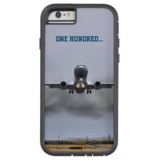 Coque iPhone 6 Tough Xtreme Avion sur le point d'atterrir