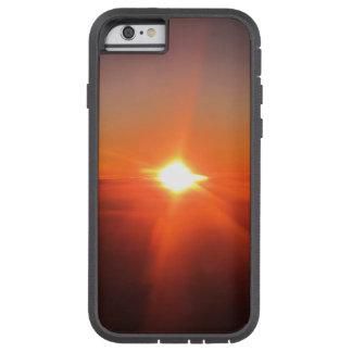 Coque iPhone 6 Tough Xtreme Coucher du soleil d'une couverture d'IPhone