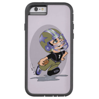 Coque iPhone 6 Tough Xtreme iPhone 6/6s Xtreme dur de BANDE DESSINÉE du