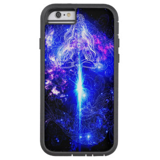 Coque iPhone 6 Tough Xtreme Koi iridescent cosmique