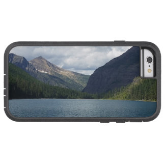 Coque iPhone 6 Tough Xtreme Lac bowman - parc national Montana de glacier