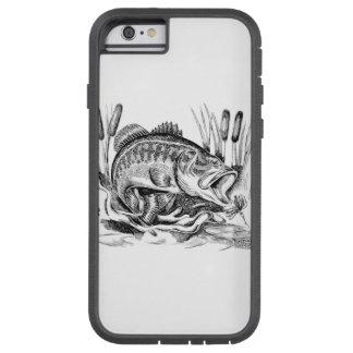 Coque iPhone 6 Tough Xtreme Largemouth Bass