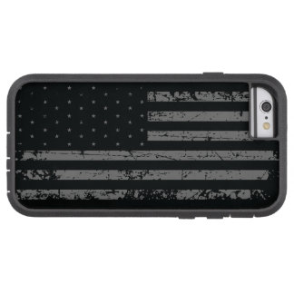 Coque iPhone 6 Tough Xtreme Le meilleur drapeau de grunge des Etats-Unis