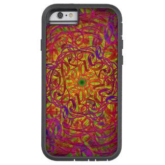 "Coque iPhone 6 Tough Xtreme Mandala d'inspiration - ""paix """