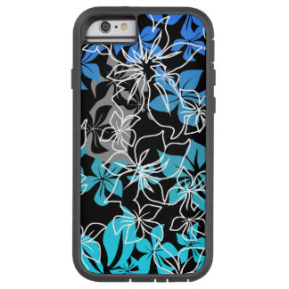 Coque iPhone 6 Tough Xtreme Mélange hawaïen de ketmie de danse floral