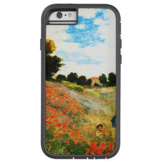 Coque iPhone 6 Tough Xtreme Monet-Pavots de Claude à Argenteuil