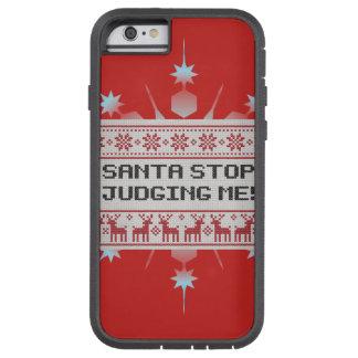 Coque iPhone 6 Tough Xtreme Père Noël