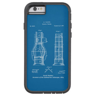 Coque iPhone 6 Tough Xtreme Télescope submersible, Sarah Mather