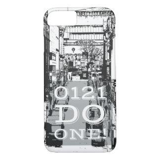 Coque iPhone 7 0121 faites un sur le cas de téléphone avec