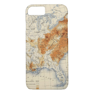 Coque iPhone 7 5 population 1820