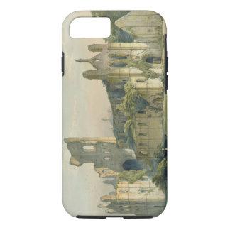 Coque iPhone 7 Abbaye de Kirkstall du nord-ouest, 'du lundi
