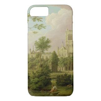Coque iPhone 7 Abbaye de Kirkstall, Yorkshire, 1747 (huile sur la