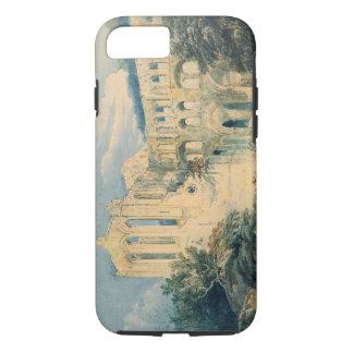 Coque iPhone 7 Abbaye de Rievaulx, Yorkshire, 1798 (la semaine)