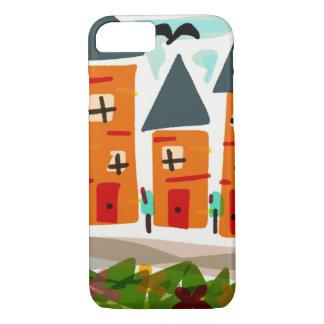Coque iPhone 7 Accueil au voisinage !