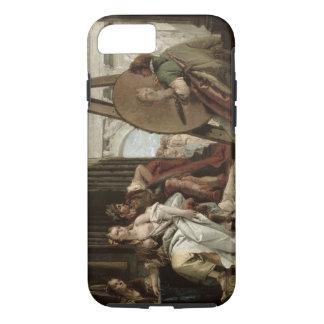 Coque iPhone 7 Alexandre et Campaspe à la maison du peintre