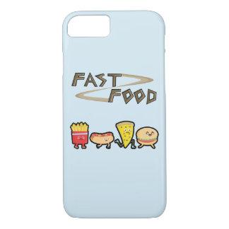 Coque iPhone 7 Aliments de préparation rapide