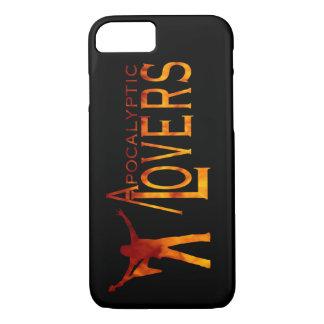 Coque iPhone 7 Amants apocalyptiques - cas de Pone de cellules !