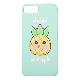 Coque iPhone 7 Ananas de Chubbi