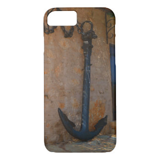 Coque iPhone 7 Ancre vintage