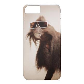 Coque iPhone 7 Animaux frais dans des lunettes de soleil
