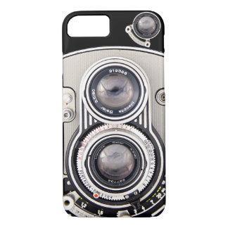Coque iPhone 7 appareil-photo vintage