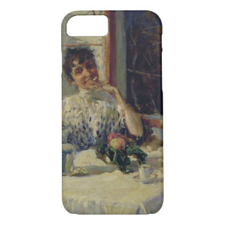 Coque iPhone 7 Après le déjeuner chez le Moncia, c.1900