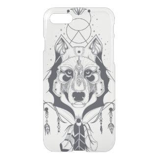 Coque iPhone 7 art frais de conception de chien