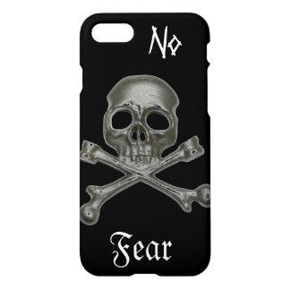 Coque iPhone 7 Aucun cas de téléphone de crainte