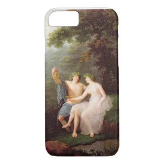 Coque iPhone 7 Bacchus et Ariadne