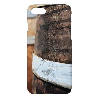 Coque iPhone 7 Baril de vin de chêne
