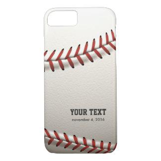 coque iphone 7 baseball