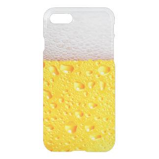 Coque iPhone 7 Bière réaliste