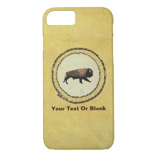 Coque iPhone 7 Bison galopant