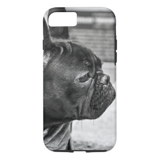 Coque iPhone 7 Bouledogue urbain
