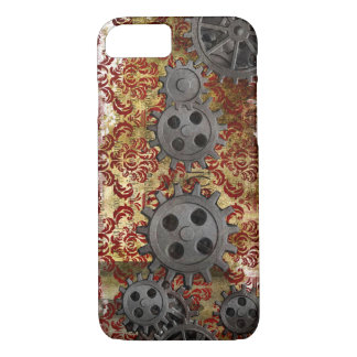 Coque iPhone 7 Brocard et vitesses 1 de Steampunk